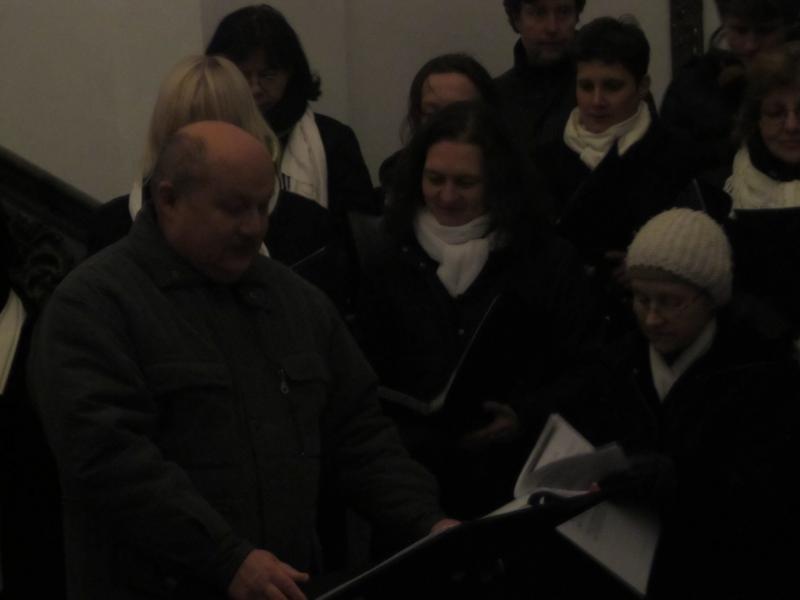 Adventní koncert Dobročovice - 7.12.2013