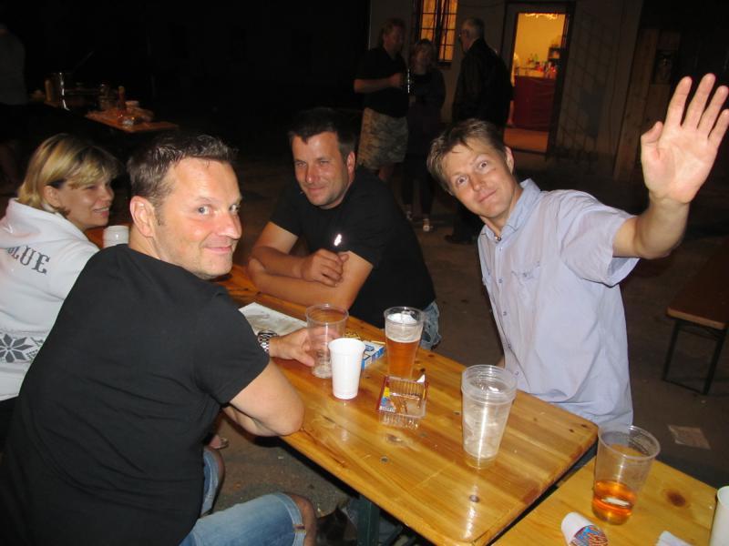 Posvícení v Dobročovicích - srpen 2013