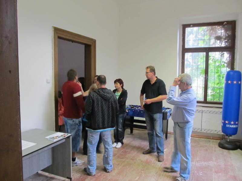 Den otevřených dveří - Dobročovice 1.9.2012