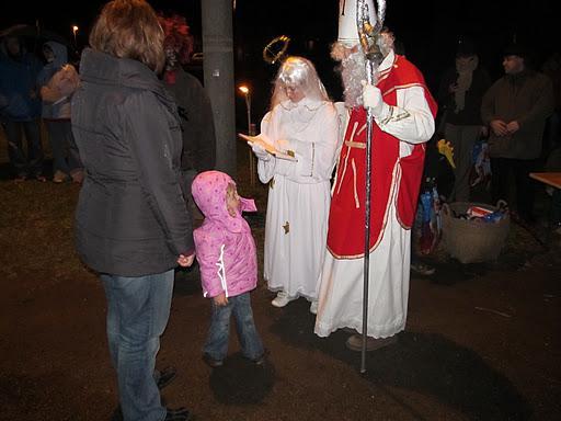 Mikuláš - 4.12.2011