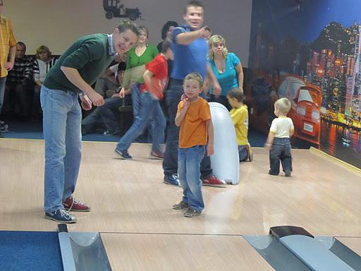 Bowling se členy zastupitelstva 26.11.2011