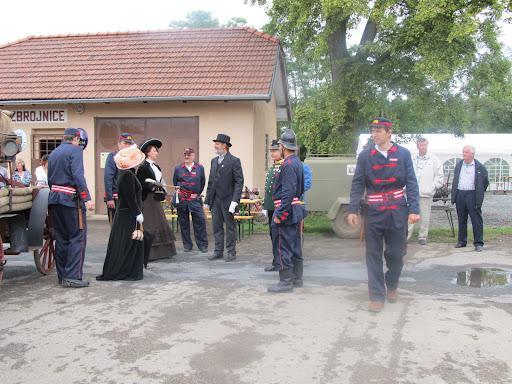 100 let koňky 18.6.2011 Dobročovice