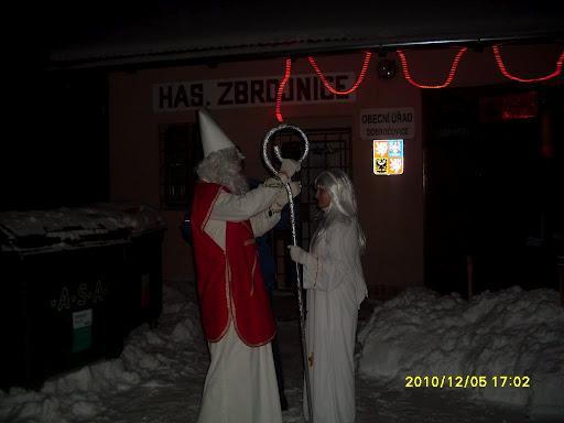 Mikuláš - 5.12.2010