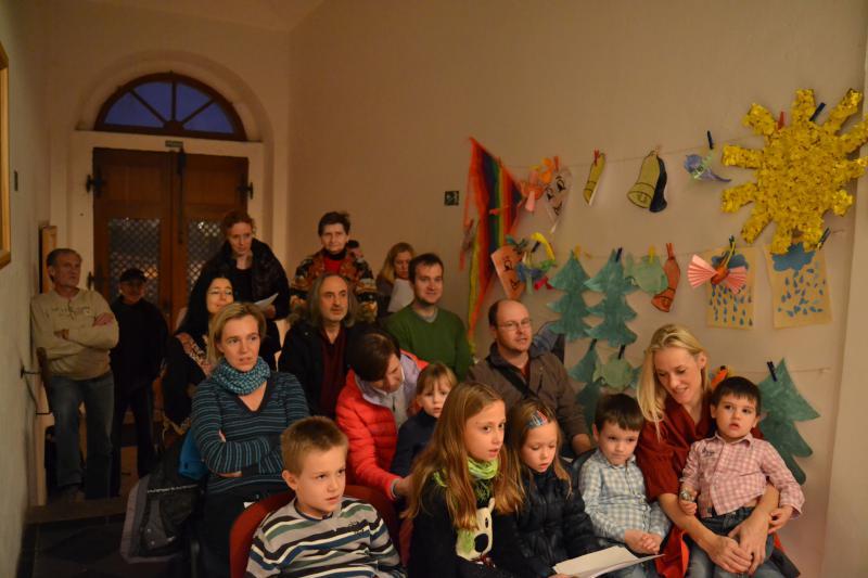 Adventní koncert v Dobročovicích 2015